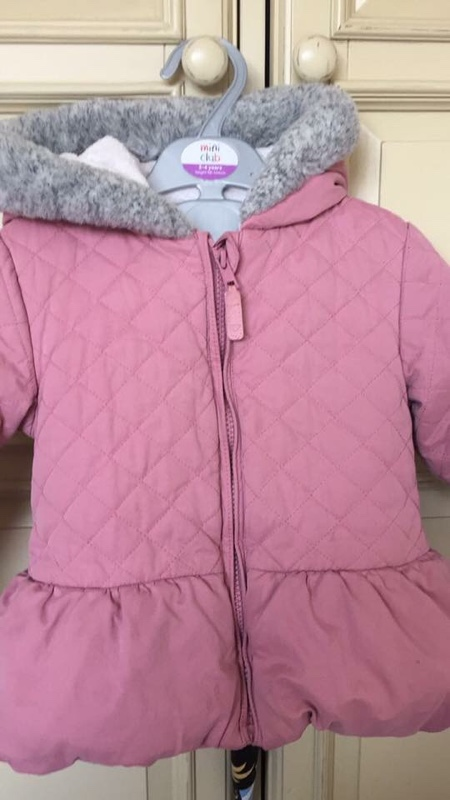 promo code latest selection of 2019 autumn shoes Cheap JOHN LEWIS 18-24 MONTH GIRLS COAT for sale . Paperclip