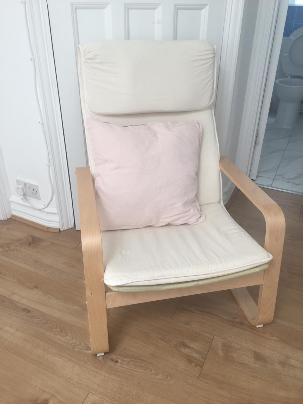 Cheap IKEA PELLO armchair 75% off original price for sale ...