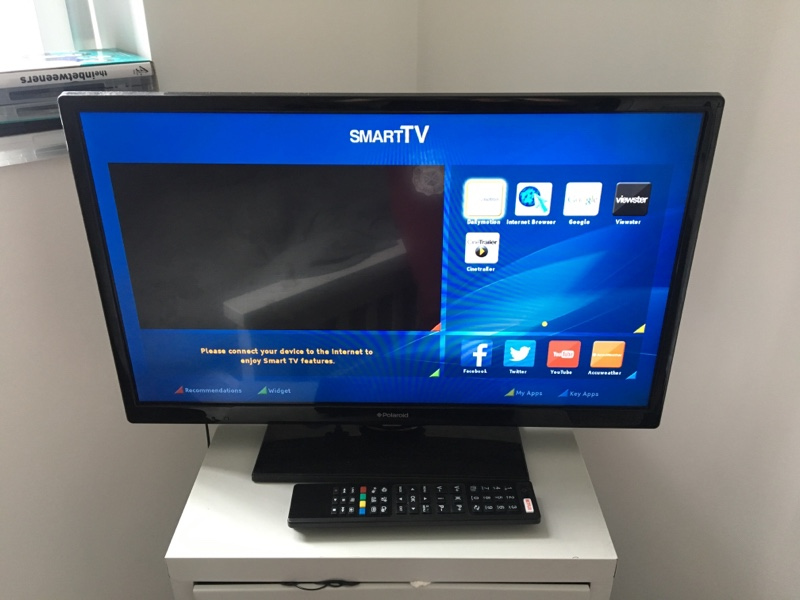 Cheap Polaroid smart tv for sale   Paperclip