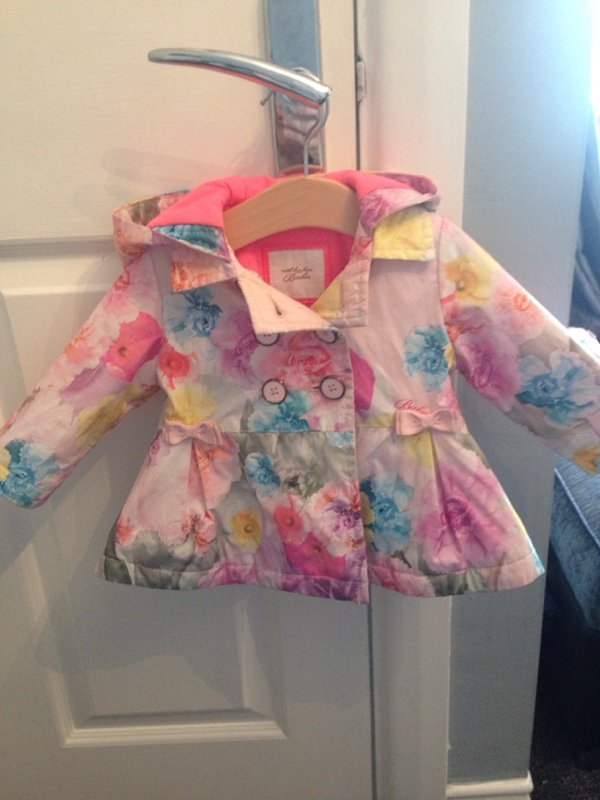 23aad2eff Cheap Ted Baker baby girls coat for sale . Paperclip