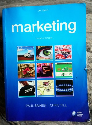 Marketing (2014) by Paul Baines and Chris Fill