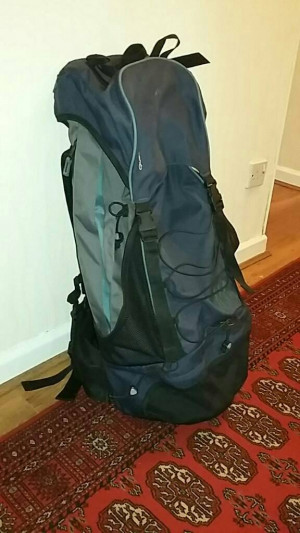 70 litre hiking bag