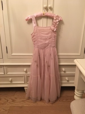 Monsoon dress children's size 14