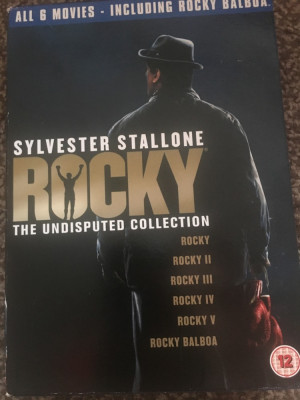 Complete Rocky box set