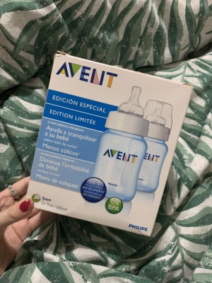 Avent-Special Edition- 2x Feeding Bottles, Never been used. Brand new