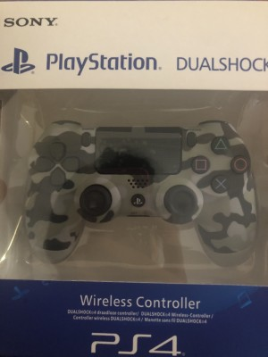 PS4 DualShock controllers wireless