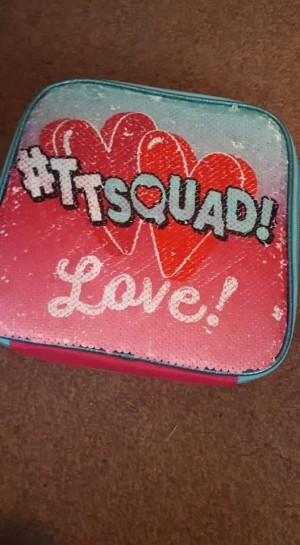 hitsquad lunch bag