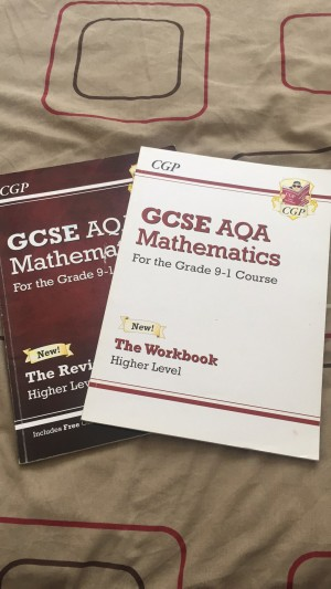 Maths GCSE higher tier
