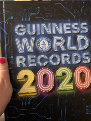 Guinness book of records 2020