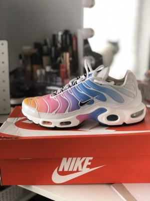 Nike Air Max Plus (Multicoloured) size 6.5UK