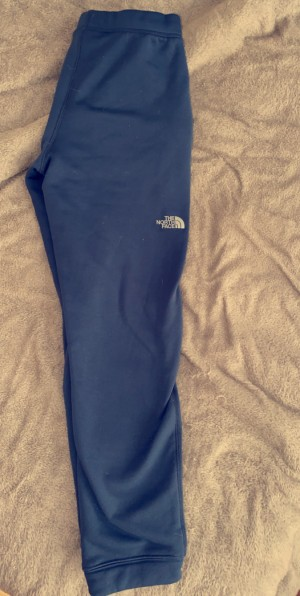 North face boys large joggers