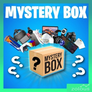 Mystery box Game , Electronics Puzzle Jellewery,Dvd Toys Cards