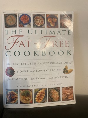 The Ultimate Fat-Free Cook Book