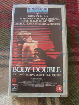 VHS Tape Body Double