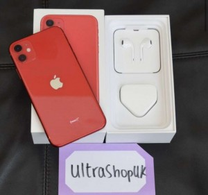 Apple IPhone 11 in Red