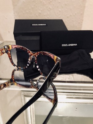 Brand New Dolce and Gabbana sunglasses limited edition