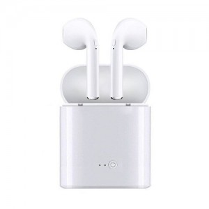New High Quality Bluetooth Earphones - White