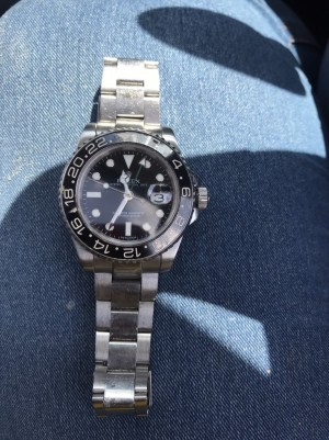 Rolex Oyster Perpetual Date GMT Master II