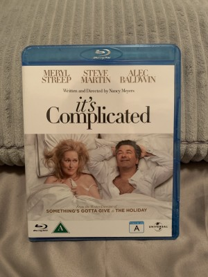 It's complicated Blu-ray 2011