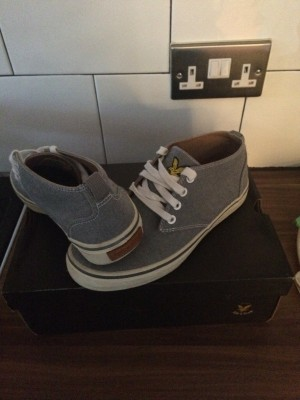 lyle and Scott shoes size 6