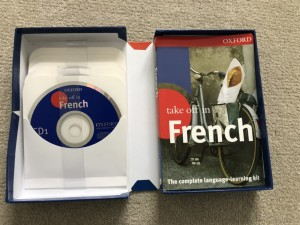 Book: Take Off in French