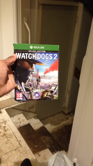 watch dogs 2 delux edition