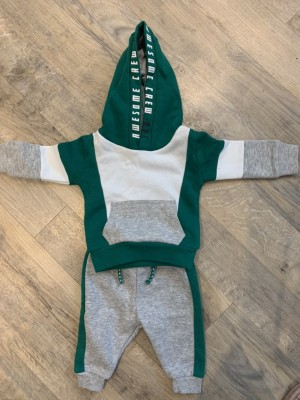 Baby Boy Tracksuit 3-6 Months
