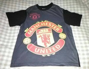 Manchester United Football T - Shirt