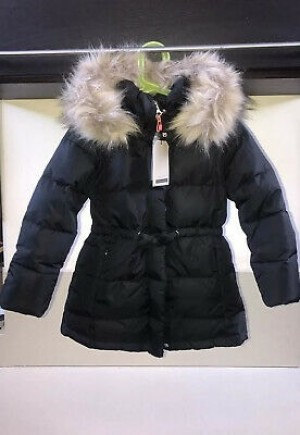 Zara winter coat size 8
