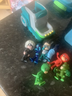Pj Masks play figures