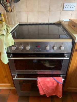 Fan oven, grill and hob all good condition