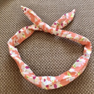 Wire Fabric Headbands Retro Style Twisted Wired Bands Vintage Hair Ban