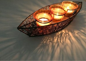 Pasabahce Galley Candle Holder