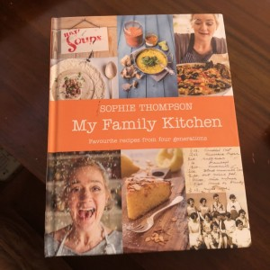 My Family Kitchen 4 Generation Recipe Cook Book by Sophie Thompson