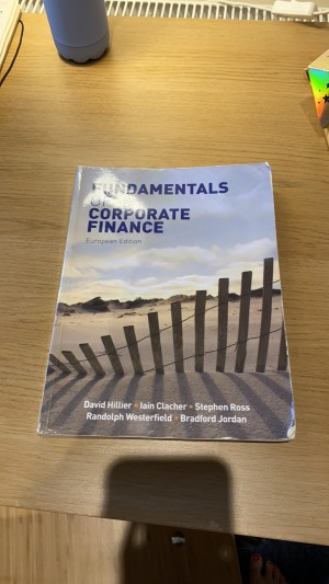 Fundamentals of Corporate Finance - Textbook