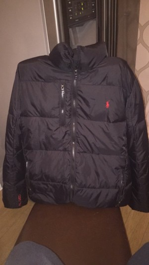 Ralph Lauren Padded Coat