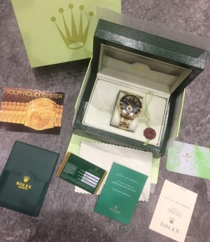 Bnwb And Papers Men's Rolex Automatic Watches £60 Each