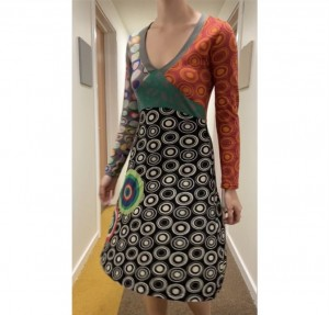 Vintage dress from Desigual - Size large