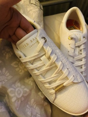 Ted baker Trainers size 4, very good condition