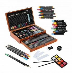 Brand New Painting Set With 142 Pieces
