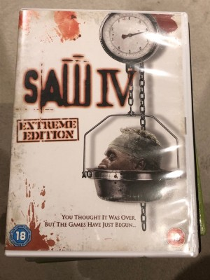SAW IV Extreme Edition