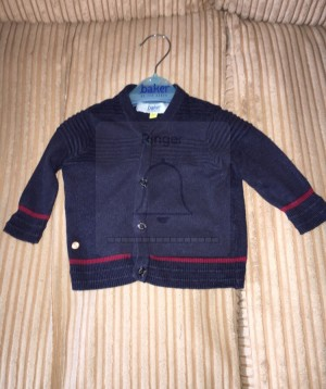 Ted baker cardigan size 0-3 months