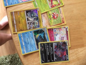 Pokemon holo set