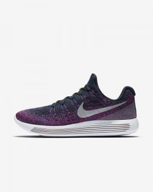 Nike Lunarlon FlyKnit Epic Low 2 UK7.5/UK8/UK9 running shoes