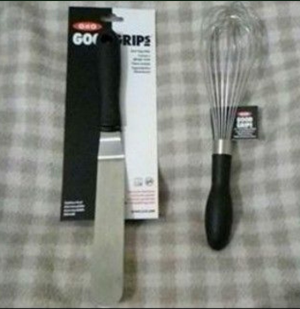 Baking equipment set