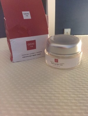 Gidae: intensive eye repair cream