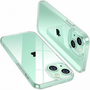 Ultra Slim Minimal Clear Shockproof Protective Cases iPhone 13 Mini
