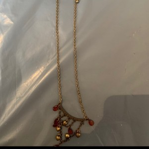 New ladies necklace with matching earrings