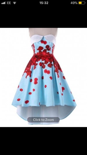 Poppy dress size 16