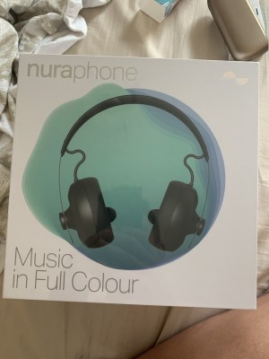 Nuraphones headphones